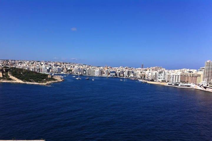 Valletta Maisonette - Il-Belt Valletta - 獨棟