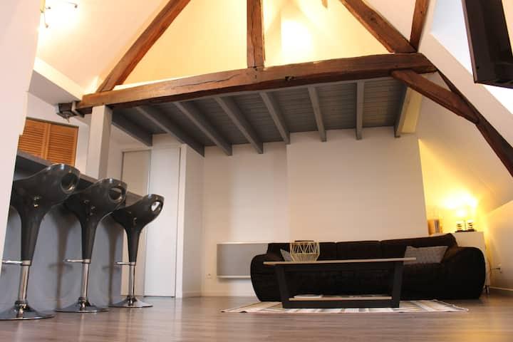 Appartement 2 Centre Ville Arras T2