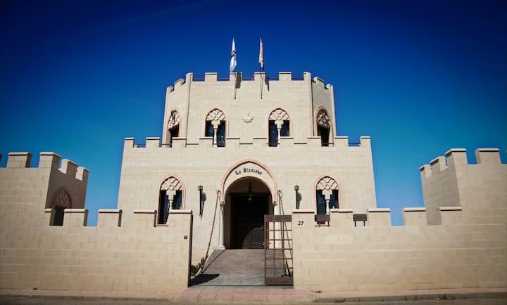 La Alcazaba que quieres conquistar