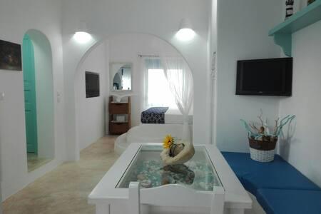 Tilos island house