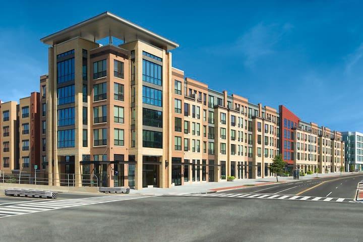 Luxury Studio in Northeast DC - Washington - Apartemen