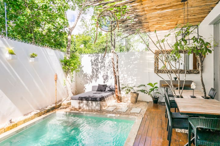 VillaWayak🏝 Tulum - Sanitized Private Villa&Pool