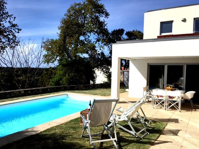 Pausa Villa in Moledo (Caminha) - Cristelo - Villa