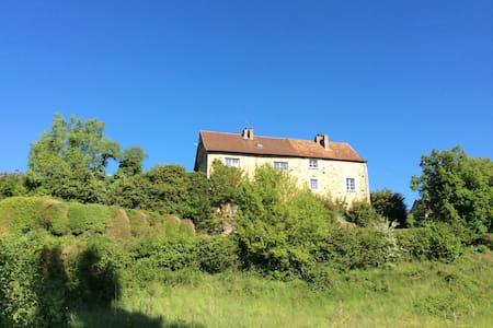 GITE LE HAUT CHAVY - Tournus - House