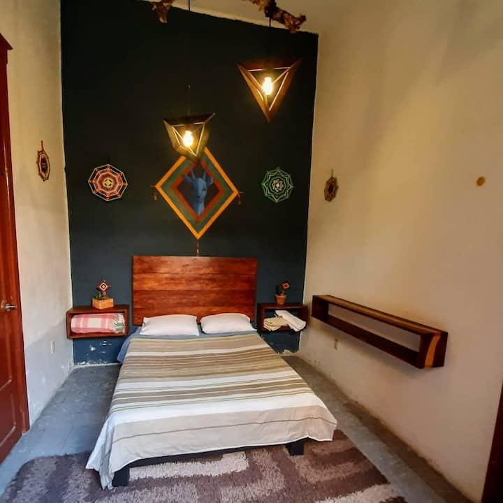 """Habitación Privada con Baño """"El Venado Azul"""""""