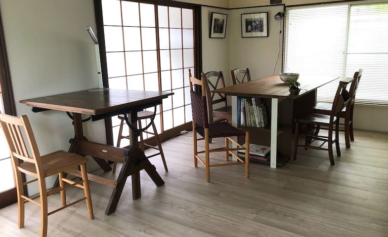 京王線調布駅徒歩10分 10min from Chofu Station keio line.