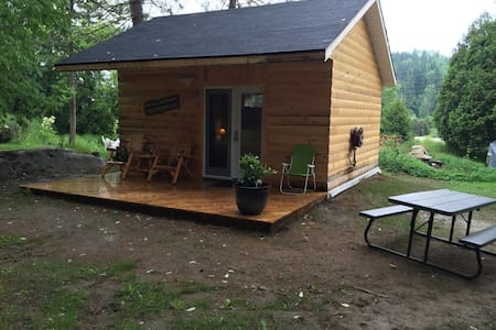 CABIN, THE INSIDE OUT