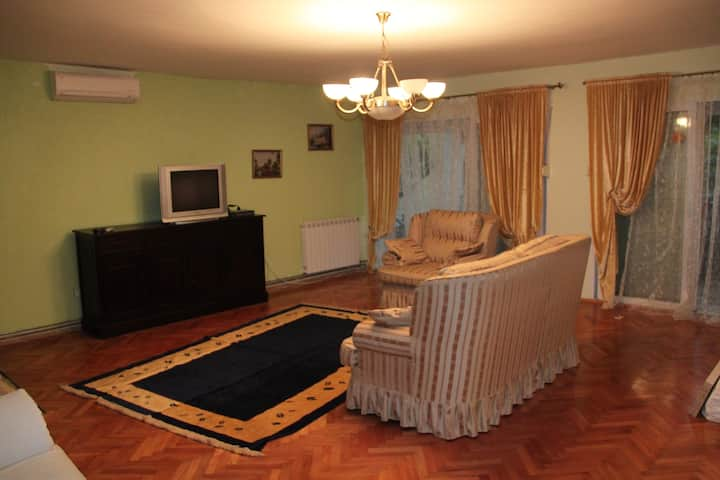 Entire Floor in a Quiet Villa in Sutomore