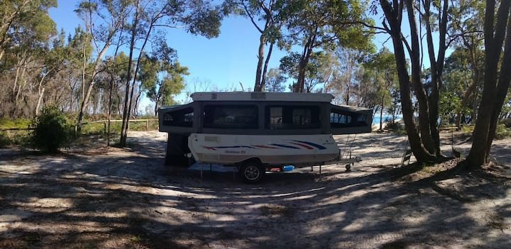 Serenity Camper Moreton Island