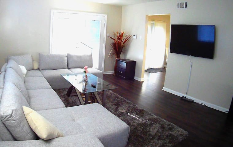 Newly furnished house near Bellaire St n Viet Town