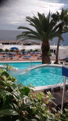 Casa Denita , fabulous sea views close to harbour.