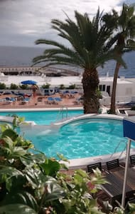 Studio, sea views, free WiFi - Puerto del Carmen