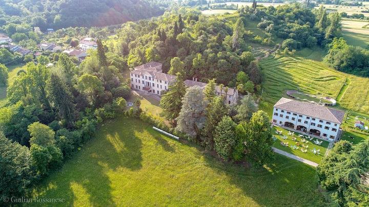 Villa Albrizzi - 5 - villa storica vicino Asolo
