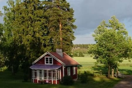 Countryside cottage with Sauna