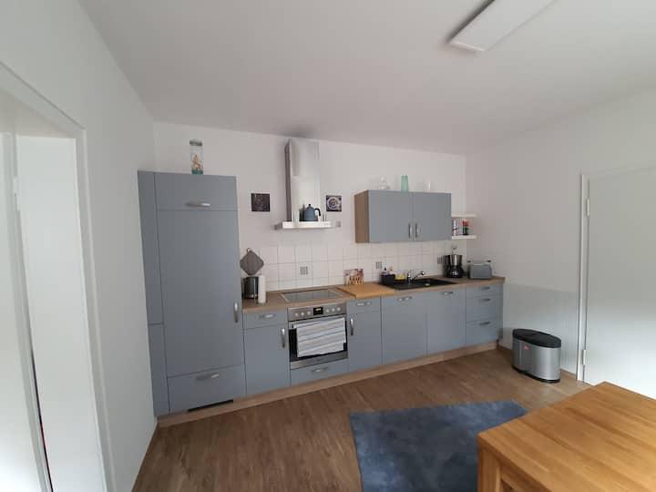 Wohnung Hofblick