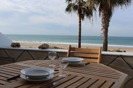 Holiday beachfront apartment in Chiclana - Chiclana de la Frontera