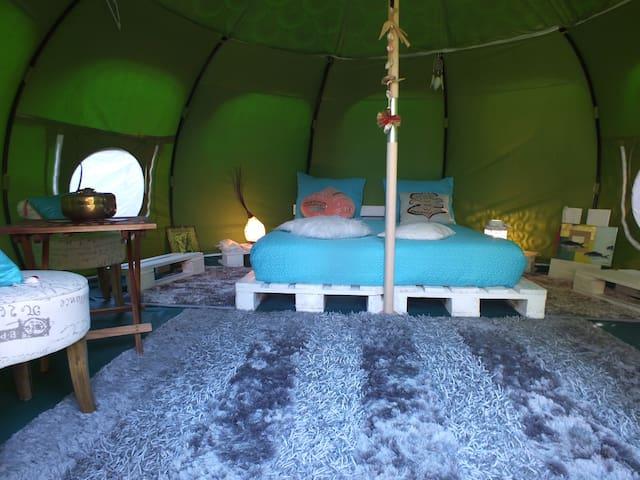 La Vue - Funchal - Tent