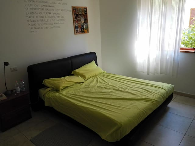 Camera matrimoniale bagno privato Conero Loreto - Castelfidardo - Leilighet