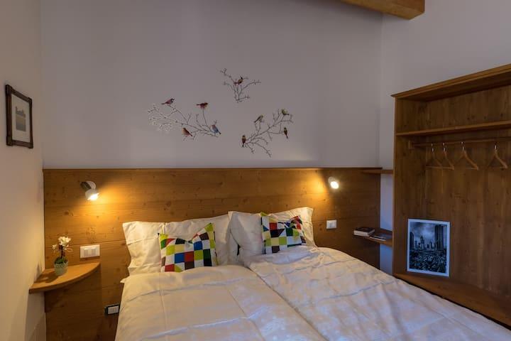 Maso Scricciolo, Room Jenny - Vezzano - Bed & Breakfast