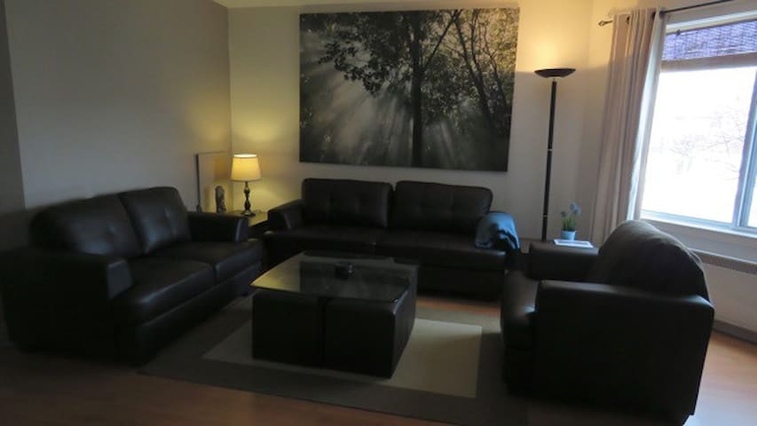 Beautiful and quiet condo - Montreal - Apartamento