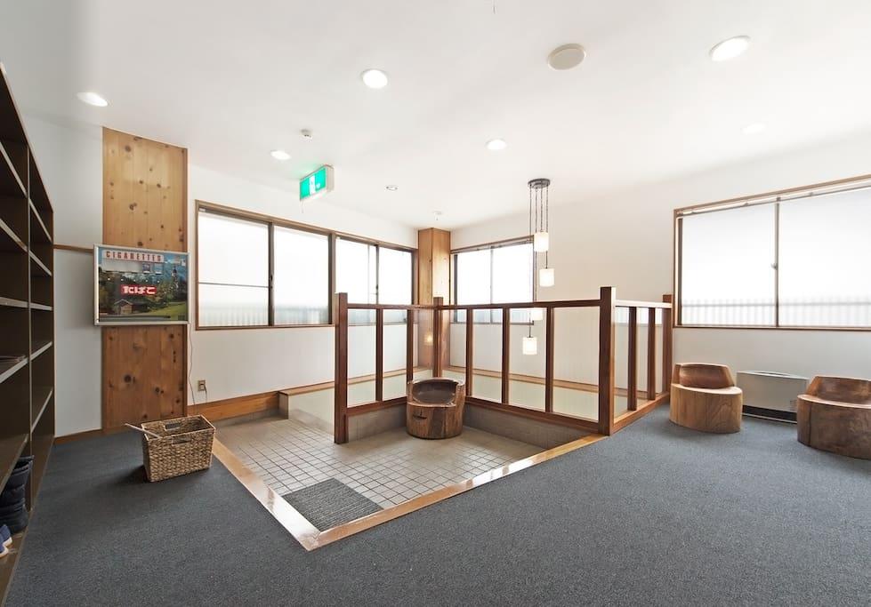 Reception, Nozawa Peaks