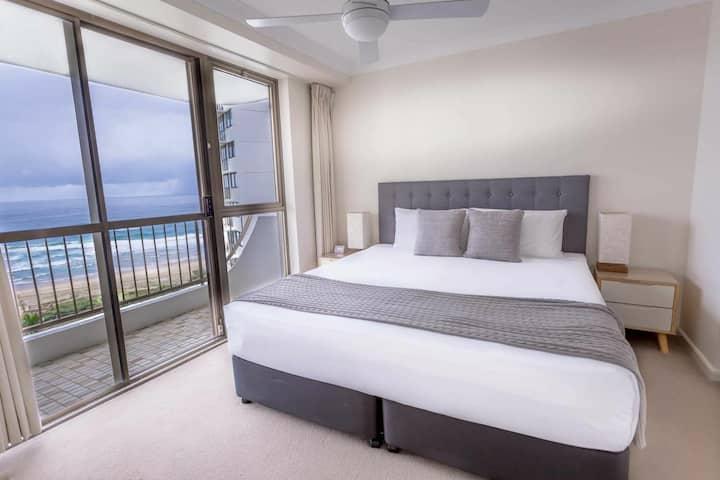 Ocean view, High floor, One bedroom apartment