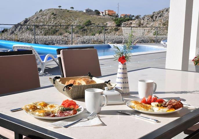 Luxury Villa Violeta with pool/Jacuzzi - Dubrovnik