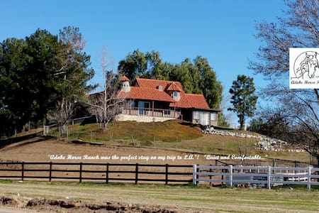 """""""The Victorian""""at Adobe Horse Ranch"""