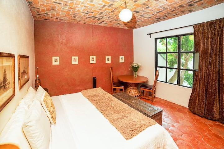 Casa Dorotea cuarto Rojo