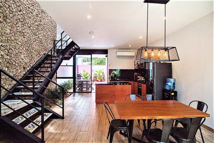 Designer home in historic Santiago neighborhood!!!