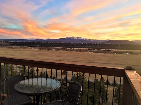 MILLION DOLLAR VIEWS in Colorado's Rocky Mountains