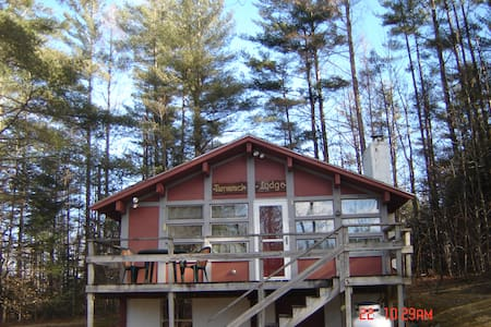 Take Over Tamarack Lodge in Easton! - Franconia - Casa