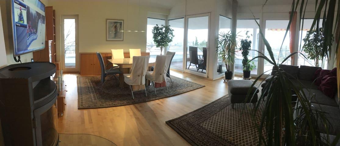 Luxeriöses, großzügiges Penthouse in Sindelfingen