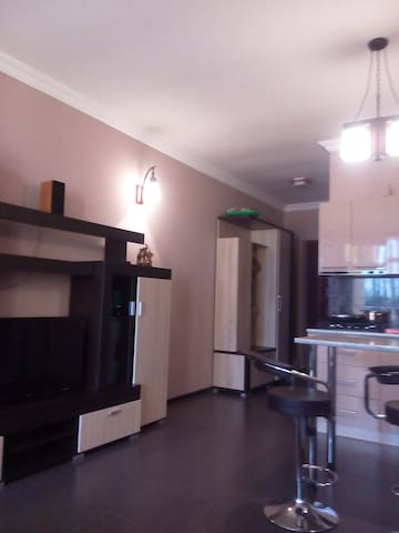 Комфортный отдых у моря в новой квартире - Kobuleti