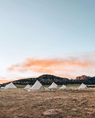 Wander Camp Grand Canyon Tent #3