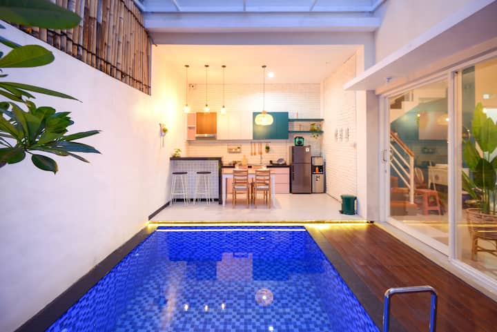 Zerrin Suha House \w Private Pool + Wifi