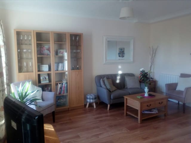 Bright, Modern 2 Bed Apartment close to Salthill