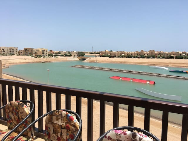 Cozy Apartment in Elgouna +Private RoofTop