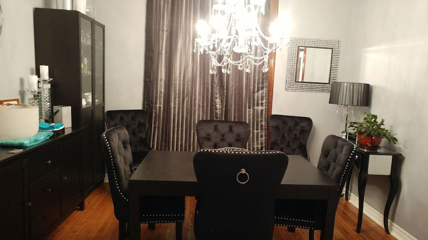 Brantford Bling Executive Suite in a Heritage Home
