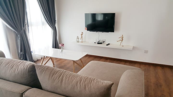RM 148 VIVACITY MEGAMALL Promotion New Homestay