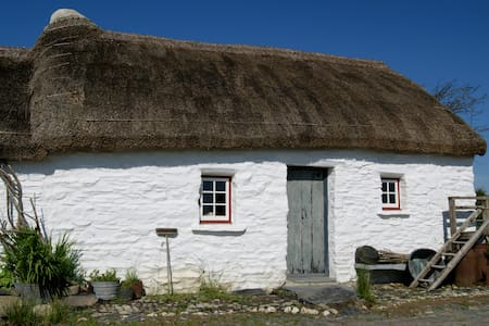 Thatched cottage as featured on TV - Talo