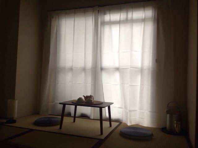 和風の部屋 traditional Japanese room