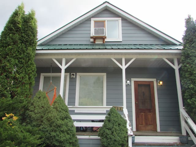 Fred's House: 3 bedrooms home in Fernie