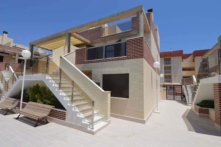 Modern Apartment in Orihuela Costa