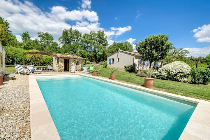 Country house in the Luberon - Cadenet - Casa