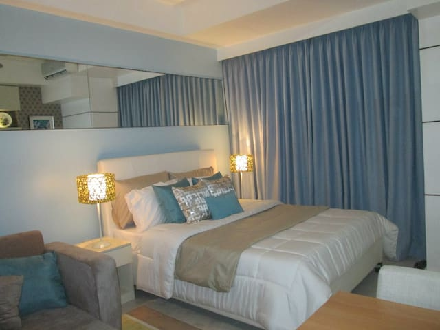 Greenfield District Studio For Rent - Mandaluyong - Appartement