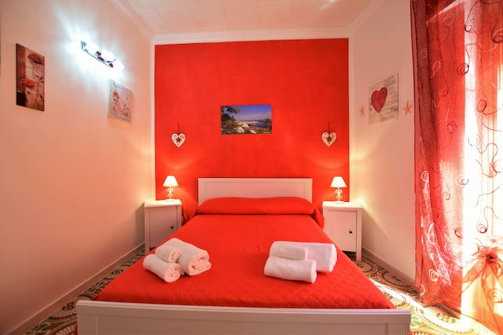 Camera Marettimo - Trapani - Bed & Breakfast