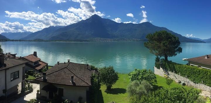 Casa Lina: affacciata sul Lago di Como