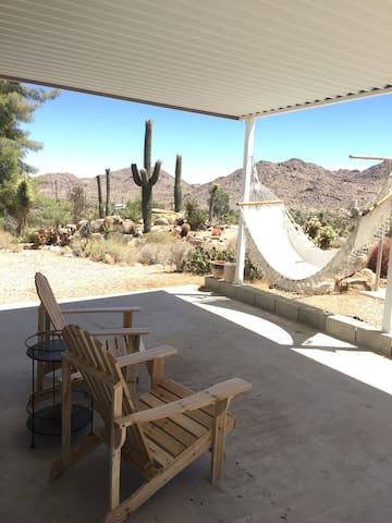 Saguaro Hideaway Guesthouse - Joshua Tree - Appartement