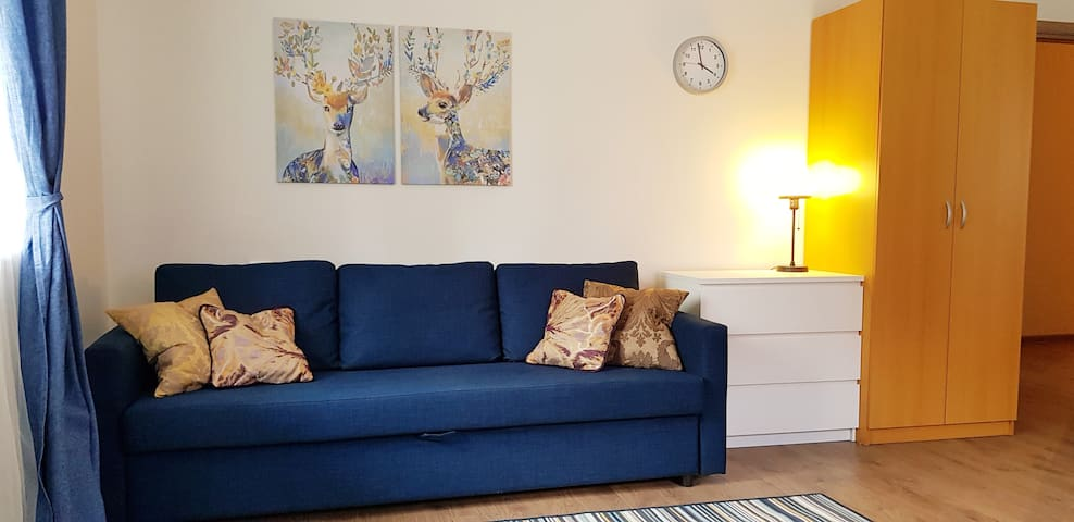 Новые комфортные апартаменты Токсово Хиллс 2
